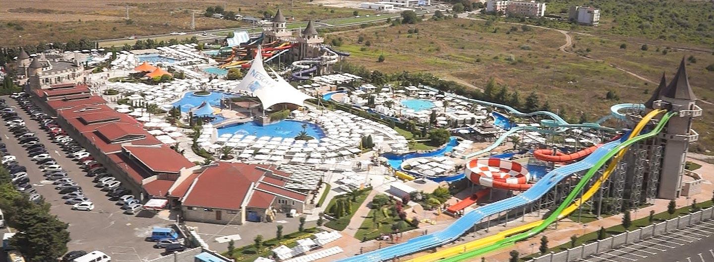Екшън аквапарк